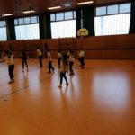 Die Hip Hop Gruppe des TSV Kornburg!